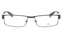 EFASHION E1196 Stainless Steel Male Full Rim Square Optical Glasses