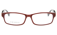 PHELPS JF1061 Acetate(ZYL) Female Full Rim Square Optical Glasses