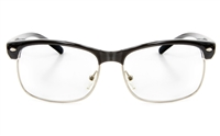 DGM 3290 Polycarbonate Male Full Rim Square Optical Glasses