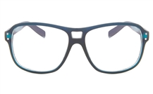 BASAAR LF6002 Polycarbonate Unisex Full Rim Square Optical Glasses