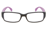 ATA 81270 Polycarbonate Unisex Full Rim Square Optical Glasses