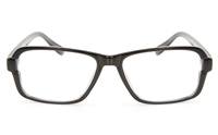 VOV 5151 Polycarbonate Unisex Full Rim Square Optical Glasses