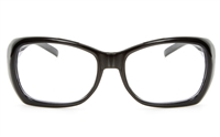VOV 5137 Polycarbonate Unisex Full Rim Square Optical Glasses