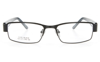 I-View 1125 Metal/ZYL Male Full Rim Square
