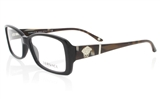 VERSACE VE3131 Stainless Steel/ZYL Full Rim Female Optical