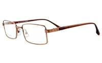 Poesia 6030 Stainless Steel Mens&Womens Full Rim Optical Glasses