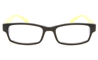2813 Polycarbonate(PC) Mens&Womens Full Rim Square Optical Glasses